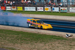 NHRA 30th Annual Fall Classic at the Woodburn Dragstrip Stock Photography