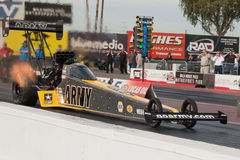 NHRA Top Fuel Dragsters Royalty Free Stock Images