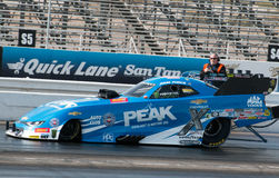 NHRA Top Fuel Dragsters Royalty Free Stock Photos