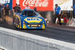 NHRA Top Fuel Dragsters Stock Photo