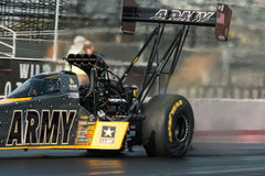 NHRA Top Fuel Dragsters Stock Images
