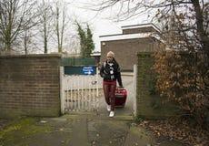 NHS zdrowie turystyka Zdjęcia Royalty Free