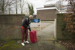 NHS zdrowie turystyka Obraz Stock