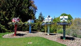Niágara parquea Showhouse floral, Niagara Falls imagen de archivo libre de regalías
