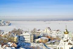Nižnij Novgorod Immagine Stock