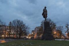 Nižnij Novgorod, RUSSIA - 2 novembre 2015 Fotografia Stock
