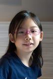 Niña asiática Fotos de archivo
