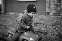 Niñez Foto de archivo