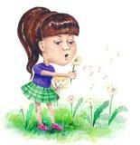 Niñez despreocupada libre illustration