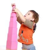 Niñez feliz Fotografía de archivo libre de regalías