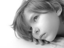 Niño 3 Imagen de archivo libre de regalías