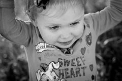 Niño Imagen de archivo