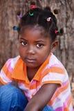 Niño africano Imagen de archivo