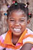Niño africano Foto de archivo