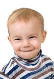 Niño alegre Imagenes de archivo