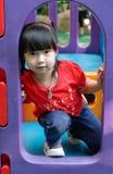 Niño asiático foto de archivo