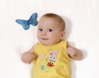 Niño bonito foto de archivo libre de regalías