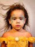 Niño de hadas Foto de archivo libre de regalías
