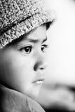 Niño de Kichwa Imágenes de archivo libres de regalías