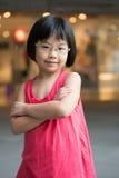 Niño de la moda Foto de archivo libre de regalías