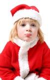 Niño de la Navidad del padre Imagen de archivo libre de regalías