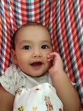Niño de la sonrisa Foto de archivo