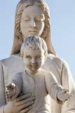 Niño de Madonna y de Jesús Fotos de archivo libres de regalías