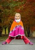 Niño de Playfull Fotografía de archivo