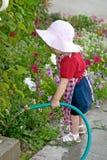 Niño del agua Fotos de archivo libres de regalías