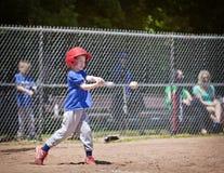 Niño del béisbol Fotografía de archivo libre de regalías