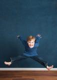 Niño enérgio Imágenes de archivo libres de regalías