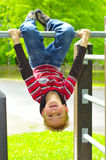 Niño feliz Imagenes de archivo