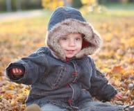 Niño feliz Imagen de archivo