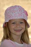 Niño feliz del verano Imagen de archivo