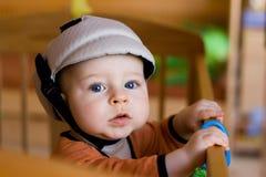 Niño feliz seguro Fotos de archivo libres de regalías
