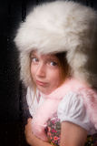 Niño frío Imágenes de archivo libres de regalías