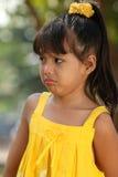Niño gritador Imagen de archivo