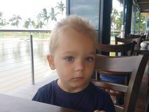 Niño hermoso del muchacho Foto de archivo libre de regalías