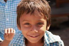 Niño indio Imagen de archivo