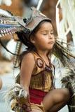 Niño indio mexicano Imagen de archivo libre de regalías