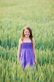 Niño joven sonriente Fotografía de archivo