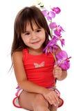 Niño lindo Imagen de archivo
