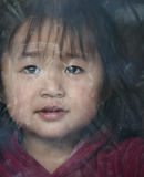 Niño lindo Imágenes de archivo libres de regalías