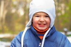 Niño lindo Foto de archivo