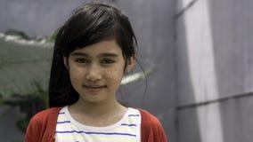 Niño lindo fuerte Imagen de archivo