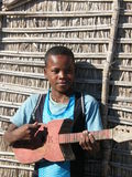 Niño malgache nativo fotos de archivo libres de regalías