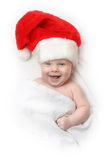 Niño-Nuevo año imagenes de archivo