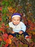 Niño pequeño. Fotografía de archivo