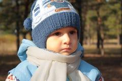 Niño pequeño. Fotografía de archivo libre de regalías