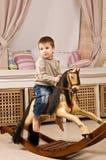 Niño pequeño. Imagen de archivo